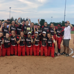 Fishers captures first Softball Regional title in school history