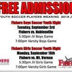 2019 Soccer Youth Nights