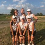 Girls Varsity Golf beats North Central 188 – 203
