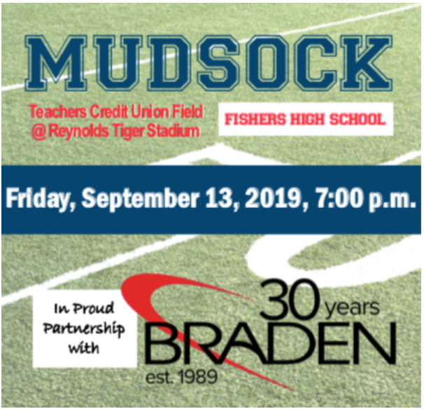 Show your support for @hsefoundation – Mudsock Football VIP