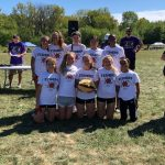 Girls Varsity Cross Country finishes 2nd place at Ben Davis Invitational @ Ben Davis High School