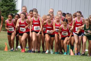 Girls XC Flashrock Photo Gallery