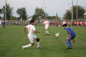 Boys Varsity Soccer vs HSE Photo Gallery