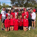 Lady Tigers XC are Regional Champions