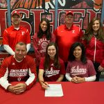 Brooke Benson signs to play softball at Indiana University @IUHoosiers