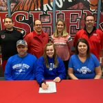 Ellen Fero signs to swim at Indiana State @IndStAthletics