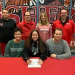 Emma Julien signs to swim at Binghamton University @BU_Bearcats