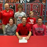 Nick Lukac signs to play baseball at Dayton @DaytonFlyers