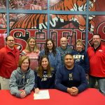 Hannah Pratt signs to swim at Naval Academy @NavyAthletics