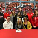 Olivia Stinson signs to play softball at Purdue Fort Wayne @GoMastodons
