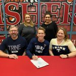 Patrick Boulay signs to play soccer at Trine University @TrineAthletics