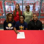 Tamia Perryman to Continue Career at Marian University @MUKnights