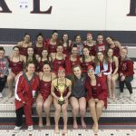 Fishers Girls Swimming and Diving Win the Panther Invitational