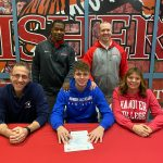 Justin Long signs to play basketball at Hanover College @HanoverMBB