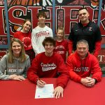 Jake Paris signs to play lacrosse at North Central College @NCCMensLacrosse