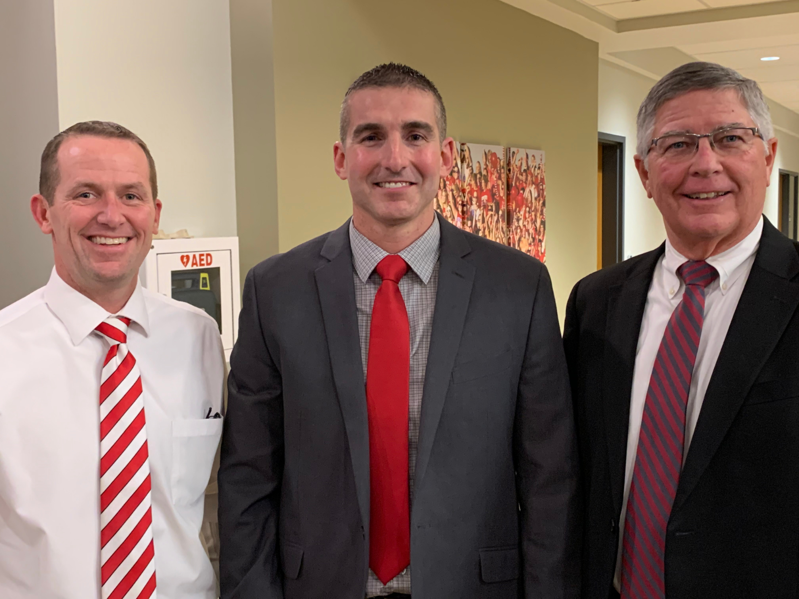 Fishers Welcomes Curt Funk to the Tiger Family