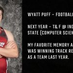 Tiger Senior Spotlight – Wyatt Puff