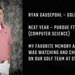 Tiger Senior Spotlight – Ryan Gausepohl