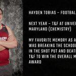 Tiger Senior Spotlight – Hayden Tobias