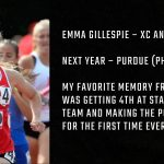 Tiger Senior Spotlight – Emma Gillespie