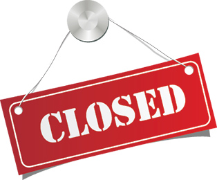 Reminder – all Fishers HS and @HSESchools facilities are closed