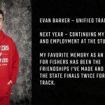 Tiger Senior Spotlight – Evan Barker