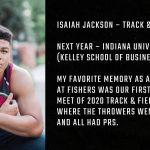 Tiger Senior Spotlight – Isaiah Jackson