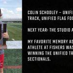 Tiger Senior Spotlight – Colin Schooley