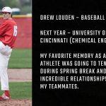 Tiger Senior Spotlight – Drew Louden