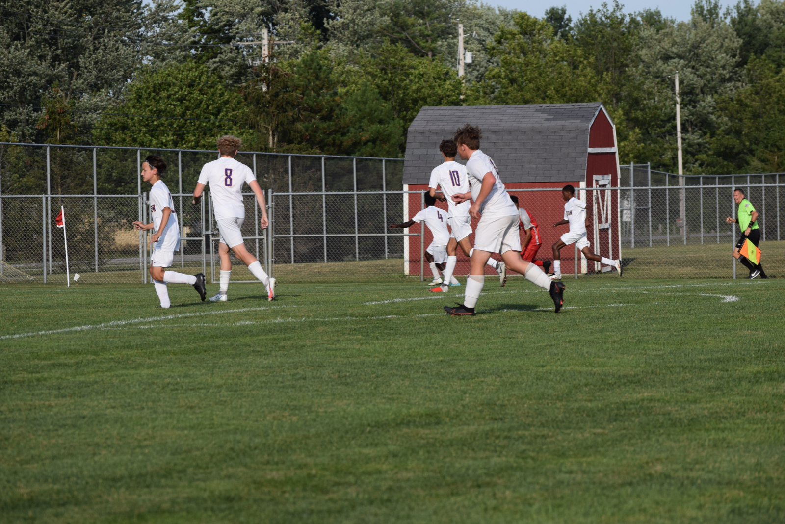 FHS Mens Varsity Soccer v Marion – Photo Gallery