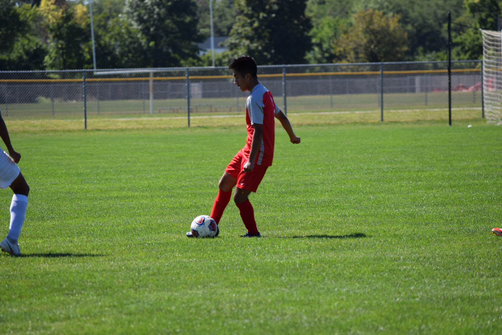 FHS Varsity Boys Soccer vs Whiteland – Photo Gallery