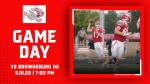 Game Day Info @FballTiger vs @BHSDogs @FSNtigers