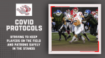 COVID Protocols for Fishers Athletic Events