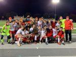 Boys Varsity Soccer defeats FW Carroll 2-1 for Regional Title!