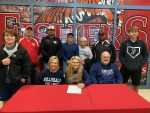 Olivia Latimer signs to play softball at Hillsdale College @HCChargers