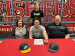 Mason Sweeney signs to play baseball at Parkland College @ParklandCobras