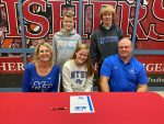Jordan Imes signs to play soccer at Middle Tennessee State @MTAthletics