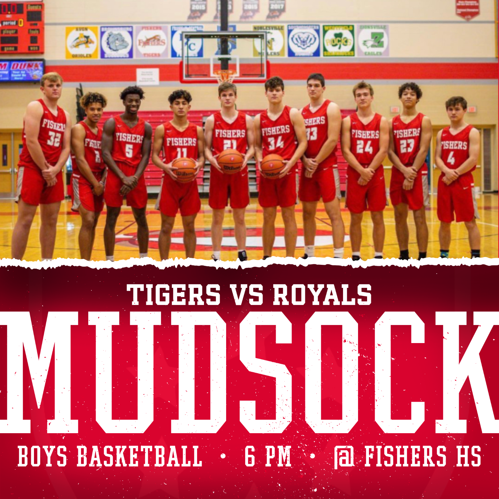 Mudsock Boys Basketball – SOLD OUT / Live Broadcast Info