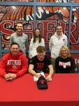 Joey Slimak signs to play football at Wittenberg