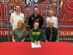 Charlie Ramey signs to swim at Vermont