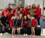 2021 IHSAA State Runner-Up ~ Fishers Tigers Girls Swimming & Diving