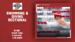 IHSAA Boys Swimming & Diving Sectional – Good Luck Tigers!