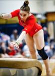 Congrats to Tiger, Savannah Strange – Gymnastics