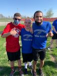 Tigers compete in Mudsock unified meet