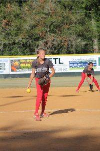 2014 Middle School Softball vs TCMS