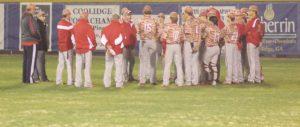 15 Bulldog Baseball at central