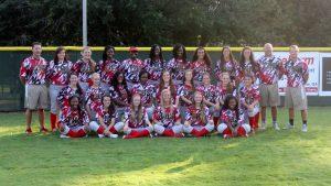 15 Ladydogs Team Photo