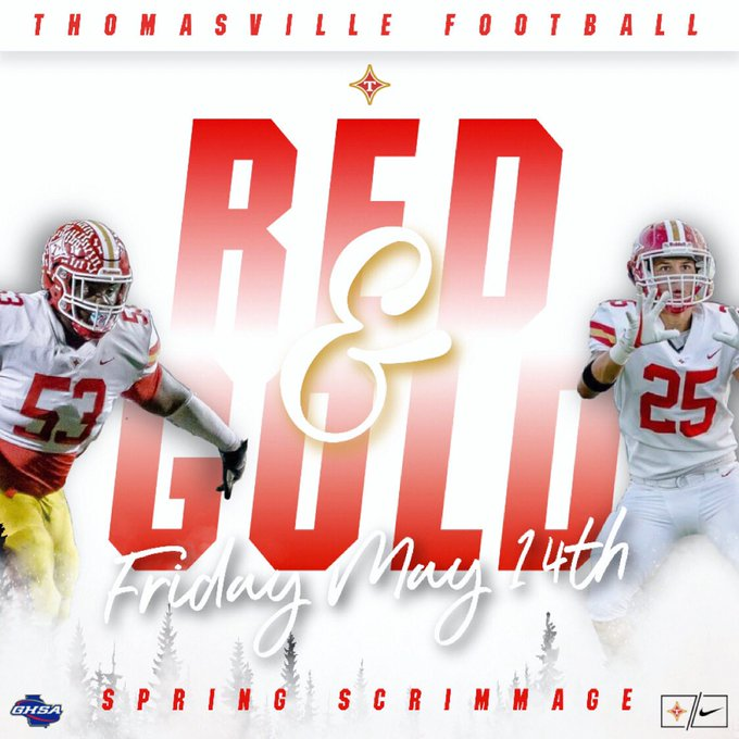 Red & Gold Game – Friday Night