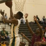 Carver avoids epic upset, wins in 2OT