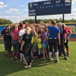 Softball Clinic Photos